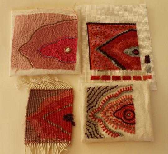 Four techniques one design