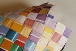 Paint chart weave
