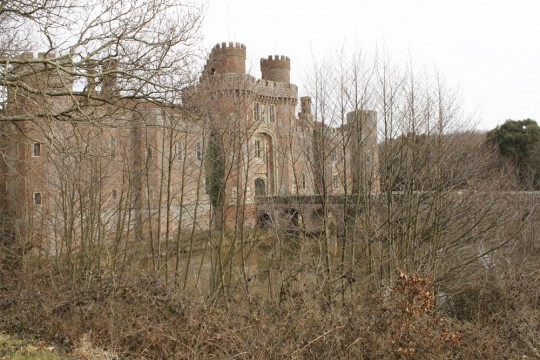Herstmonceux Castle Sussex