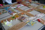 Weaving words at Pestalozzi Gobal Dimensions day